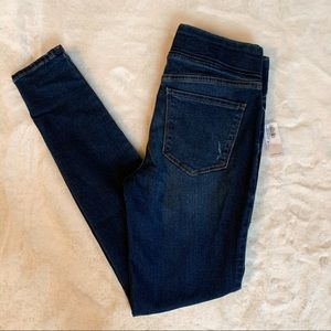 Old Navy Rock Star Jeggings 6-NWT